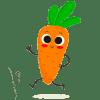 dessin carotte